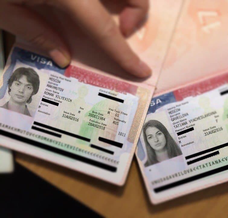 Как получить морскую визу США?